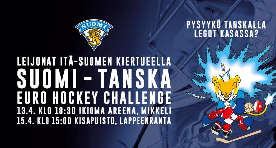 Tanska 13.-15.4.2017